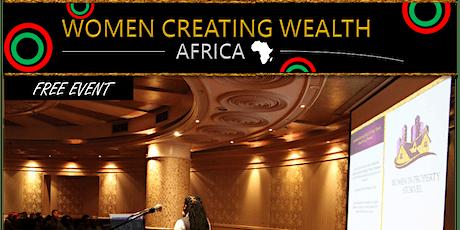 Women Creating Wealth Africa tickets