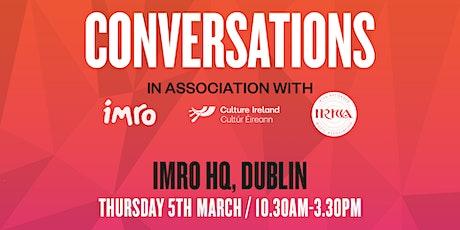 "RTÉ Choice Music Prize ""Conversations"" tickets"