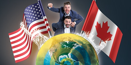 The 2 Johnnies Podcast - 2nd night in Vancouver! NEW DATE tickets