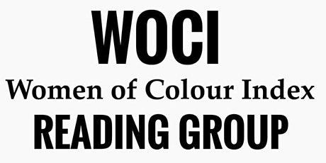 Women of Colour Index Reading Group: Vinodini Ebdon tickets