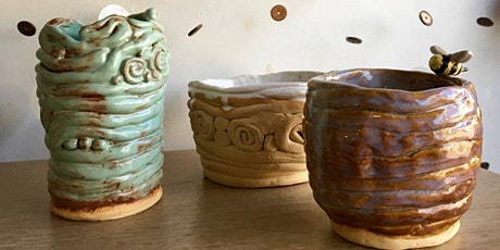 Coiled Vase Making Workshop tickets
