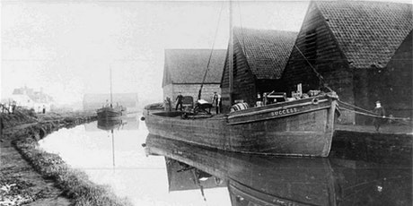 History of Droitwich Canals. Pamela May Patrons' Meeting. tickets