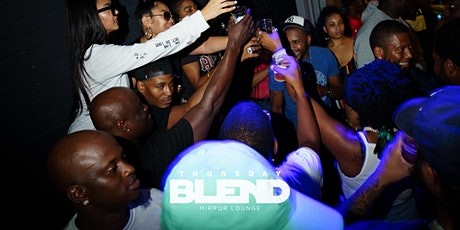 Thursday Blend at Mirror Lounge: DC's Best Thursday Night Vibe! tickets