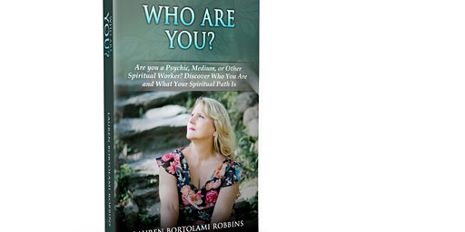 Who Are You? Medium Book & Giveaway Event with Lauren Bortolami Robbins