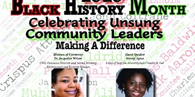 Black History Month: Celebrating Unsung Community