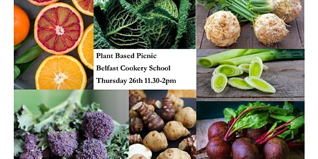 POSTPONED Belfast Food Network Plant Based Picnic tickets
