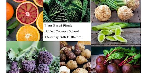 Belfast Food Network Plant Based Picnic