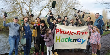 Plastic-Free Hackney: Get Involved! Annual General Meeting & Cake tickets