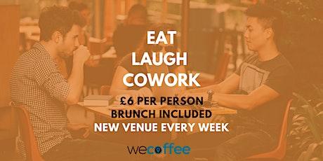 Cowork & Brunch - Islington tickets