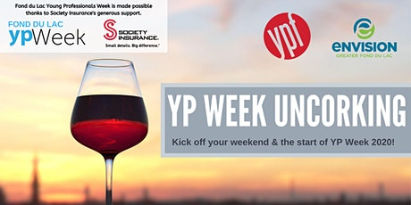 YPWeek Kickoff Social - New Date! tickets