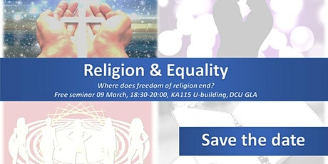 Freedom of Religion vs. Freedom from Discrimination tickets