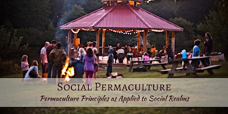 Social Permaculture tickets