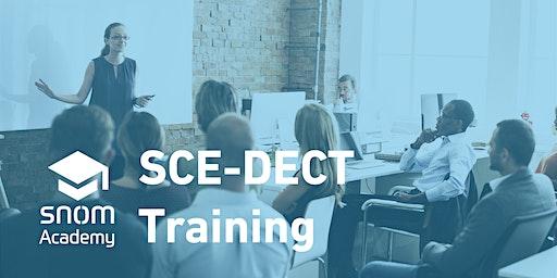Snom SCE-DECT Training 2020, Mägenwil, CH