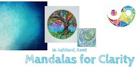 Mandalas for Clarity Workshop tickets