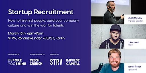 Startup Recruitment