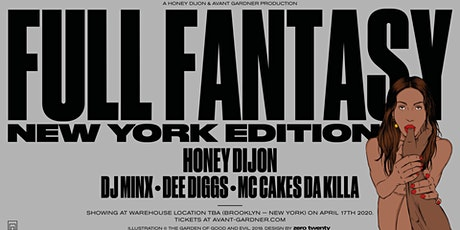 Honey Dijon Presents Full Fantasy tickets