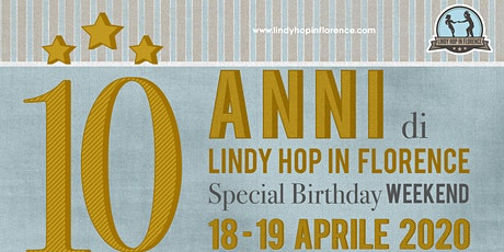 Special birthday weekend 18 & 19 Aprile - Firenze tickets