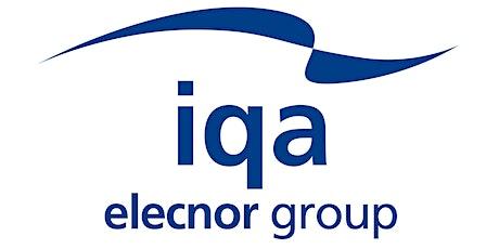 Meet the Buyer – IQA Elecnor tickets