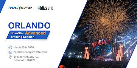 NovaStar Advanced Training Session - Orlando (March 25th) tickets