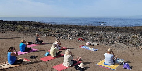 Beach YOGA For Beginners  (Palm Mar  Tenerife) tickets