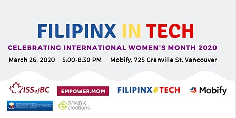 Filipinx in BC Tech celebrates Women's International Month tickets