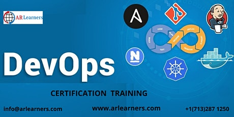 DevOps Certification Training in Tucson, AZ ,USA tickets