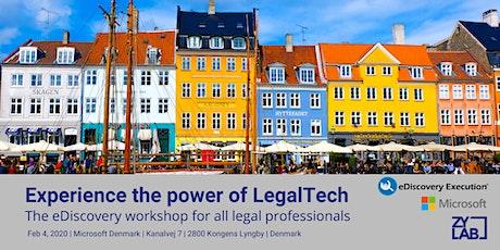 LegalTech Workshop for legal professionals - 28 april 2020 tickets