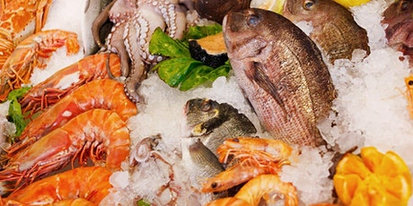 Steps to Cooking Success - Seafood Masterclass tickets