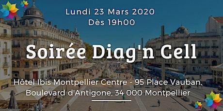 Soirée investisseurs Diag'n Cell –Montpellier billets