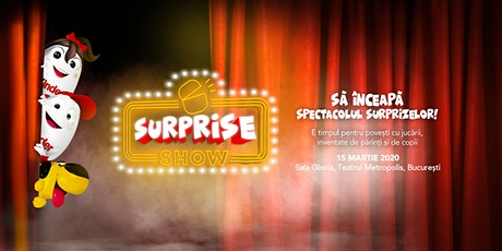 Kinder Surprise Show 15.03.2020 tickets