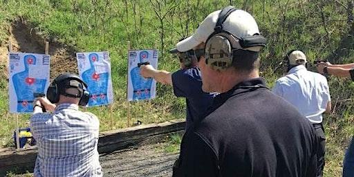 Reality Self Defense Combat Pistol