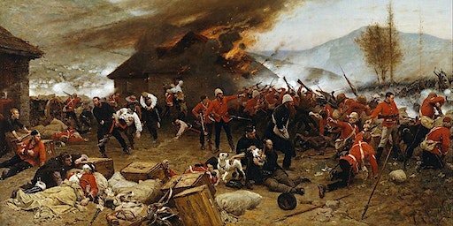 The Battle of Rorke's Drift - A Talk by Douglas Rattray.