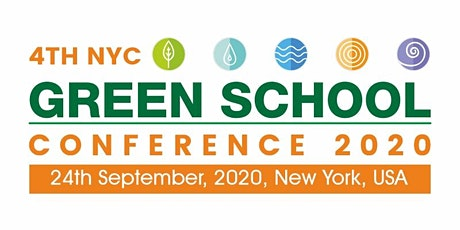 4th NYC Green School Conference -2020 tickets