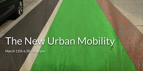 The New Urban Mobility tickets