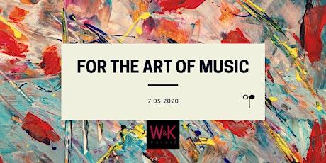 The Art of Music - OPmusicbridge Grand Opening Tickets