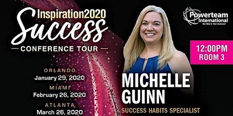 Inspiration 2020 Success Conference - Atlanta tickets