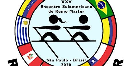 Remo Máster Sulamericano ingressos