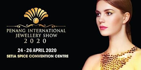 Penang Gold International Jwellery Show' 2020 tickets