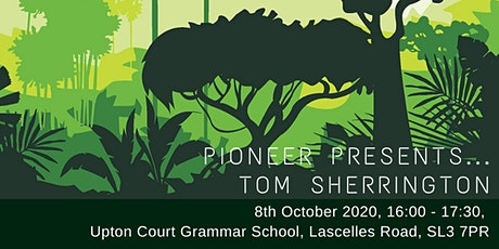 Pioneer Presents... Tom Sherrington tickets