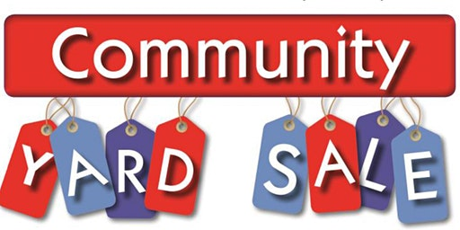 TCCS Community Yard Sale and Vendor Fair