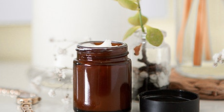 Make Your Own Natural Eco Beauty Balm 5th October - ADULT CRAFT WORKSHOP tickets