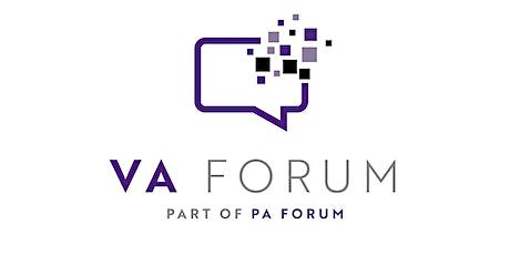 VA Forum - Launch event (Part of PA Forum) tickets
