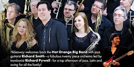 Hot Orange Big Band with Richard Smith tickets