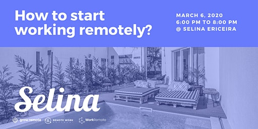 Workshop: How to Start Working Remotely With No Skills (Ericeira)