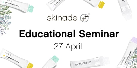 skinade® | London Seminar tickets