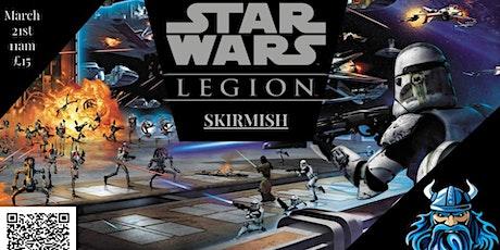 Star Wars Legion Skirmish Tournament tickets