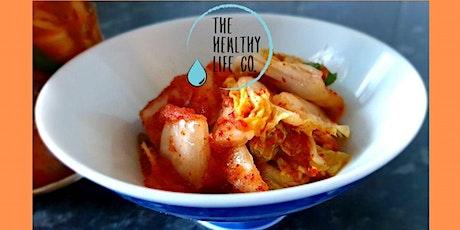 Beginners Kimchi Making Workshop tickets