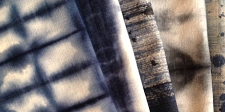 Make your own beautiful Shibori Dyed Scarf April 22nd - ADULT CRAFT WORKSHOP tickets