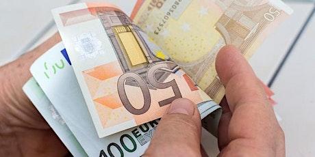Seminar: Wat je altijd had willen weten over geld! tickets