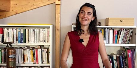 Transition au féminin - Interview de Mathilde Juan : projection billets